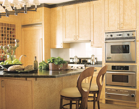 kitchen cabinets example for interior design
