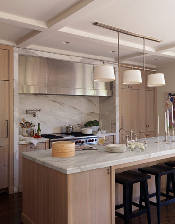 Kitchen counter top example for interior design